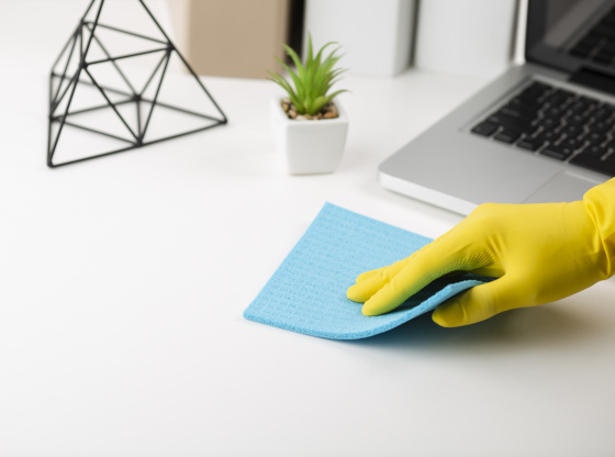 Cleaning Office in an eco-friendly manner