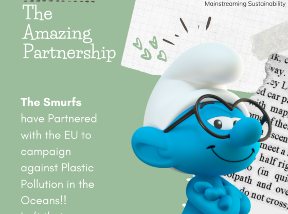 The Awesome Partnership against Plastic Pollution