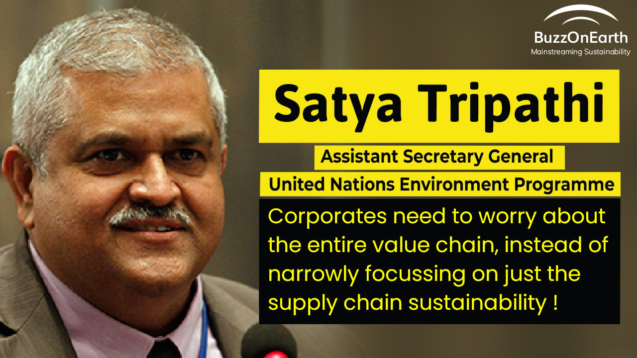 Leadership Web Talks with Satya Tripathi