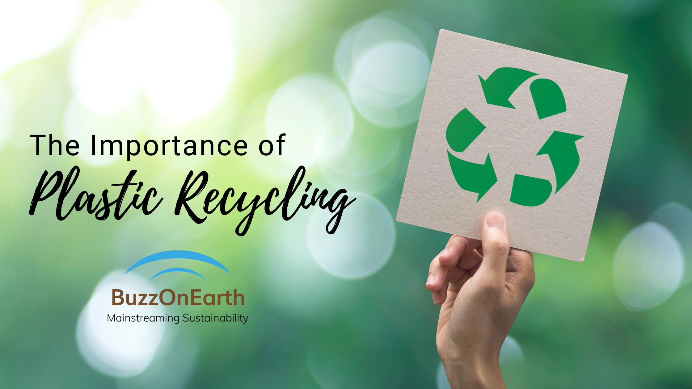 Why Plastic Recycling is Imperative?