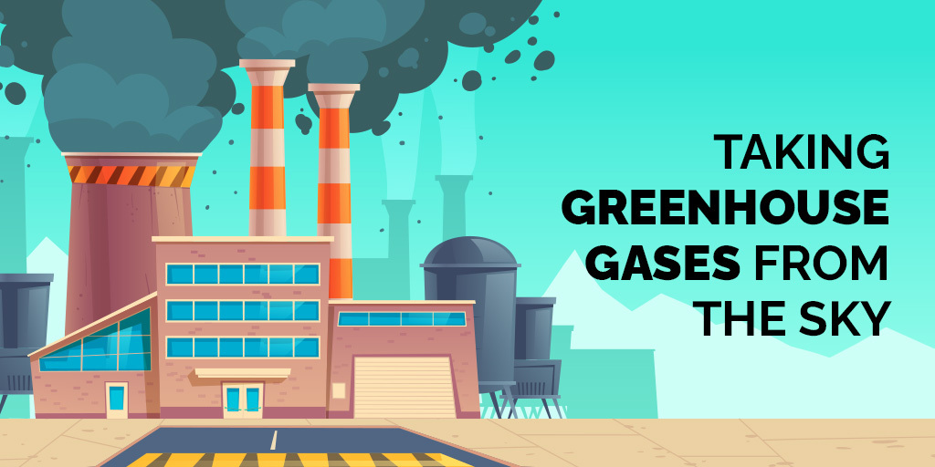 Taking Greenhouse Gases From The Sky: 7 Things To Know About Carbon Removal