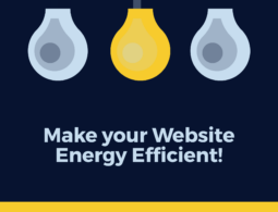 an energy efficient website