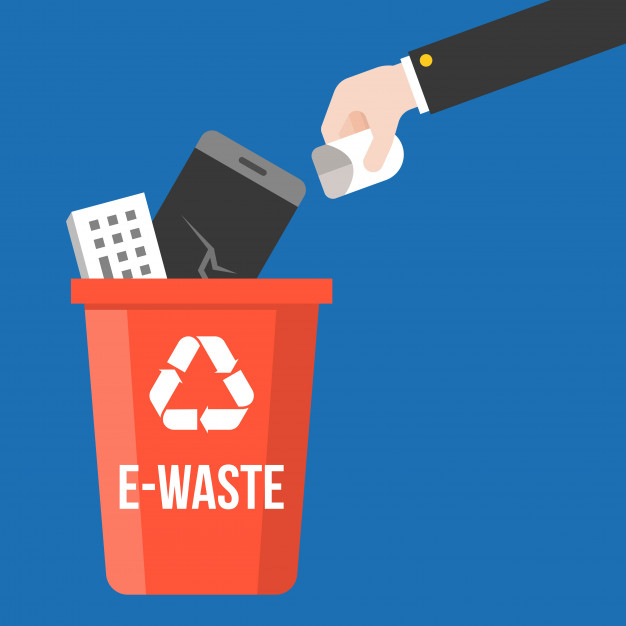 How can we reduce e-waste – The Right Way!