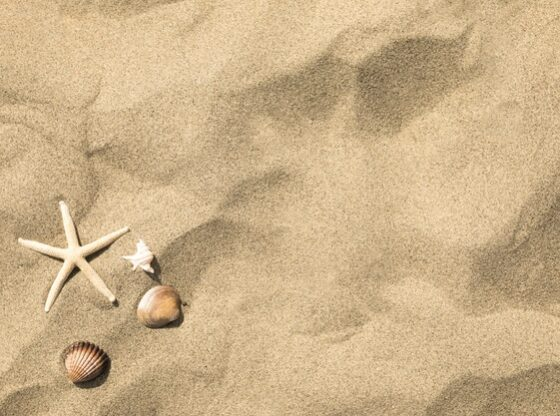 Is our planet running out of sand?