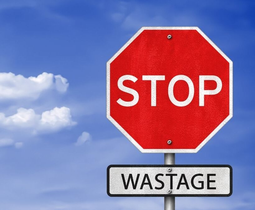 #MovetheDate: 10 small changes that can help us all to REDUCE Resource Wastage