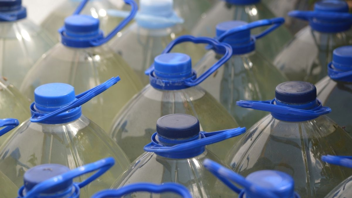 Is clothing made from Recyclable Water Bottles actually sustainable: A Case Study